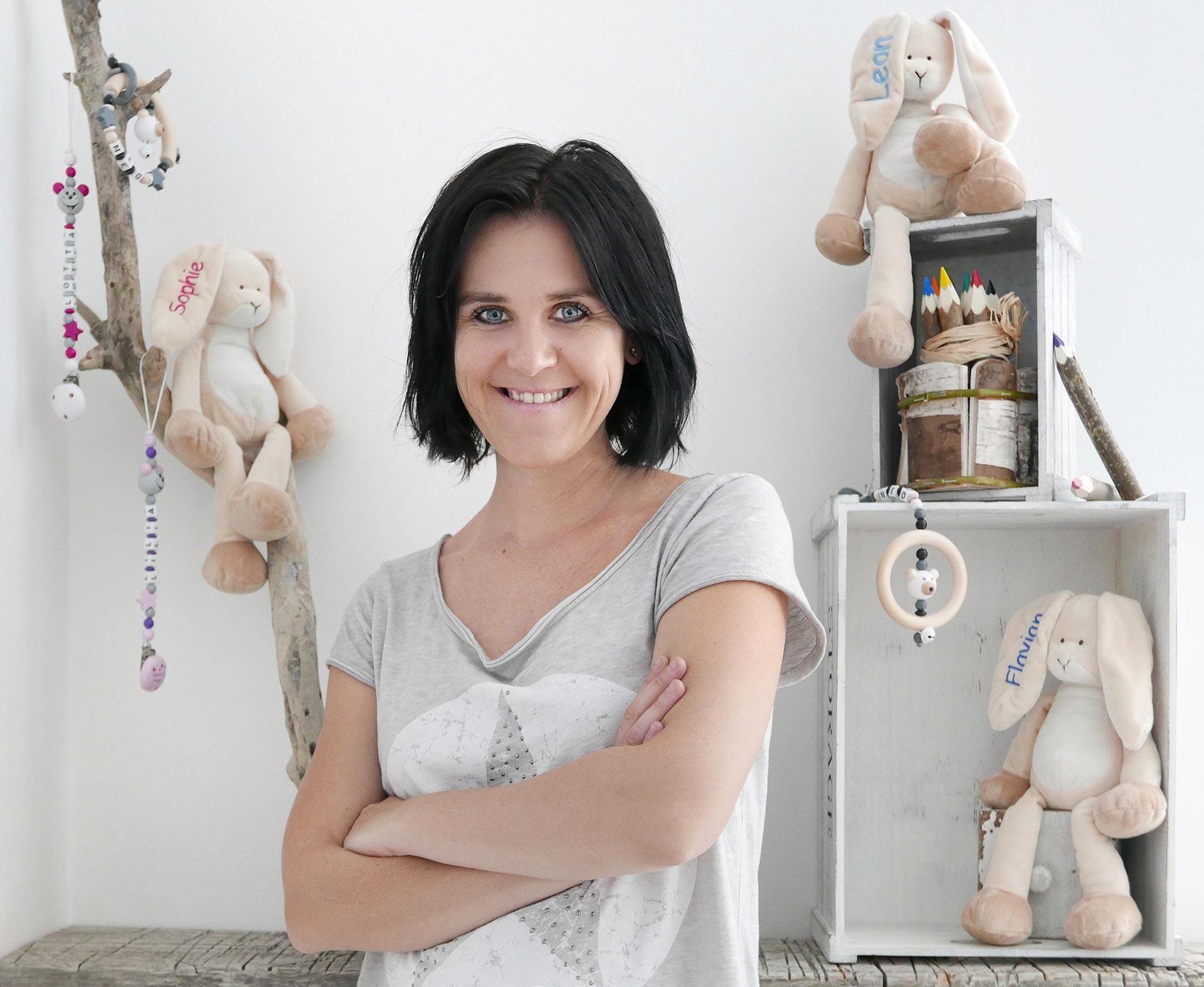 LUCIA Gründerin von HERZCHENKLEIN AT