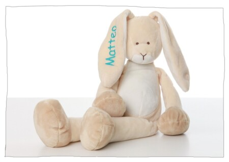 Personalised Cuddle Bunny