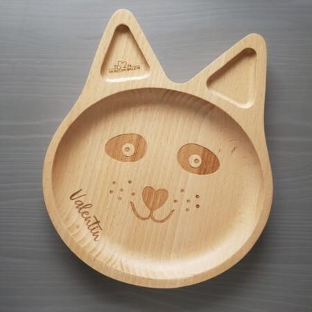Wooden breakfast board – Odi