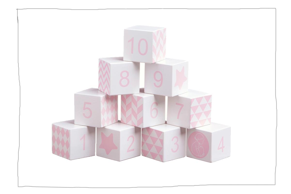 holzklotze 45x45-cm-rosa Herzchenklein