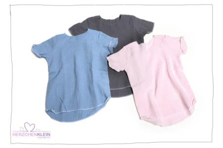 Musselin T- Shirt