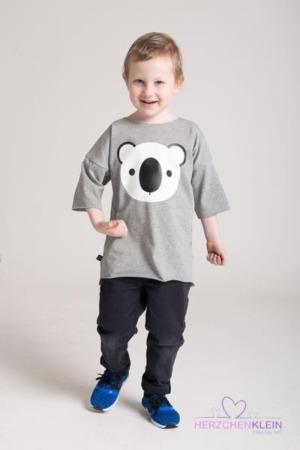 Fluoreszierendes T-Shirt Koalabär