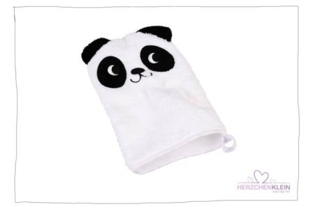 Waschhandschuh – Miko the panda – Panda