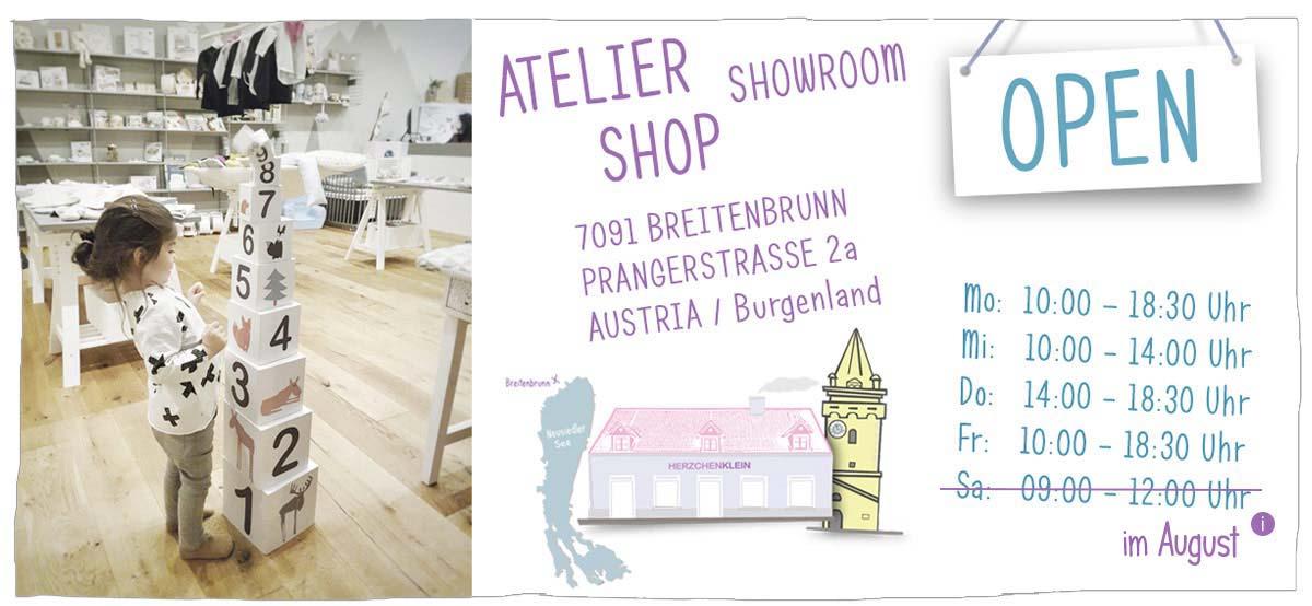 Herzchenklein atelier shop