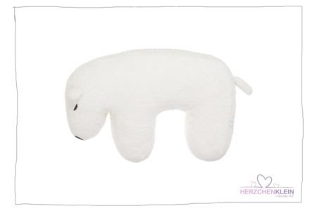Stillkissen Eisbär