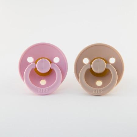 Bibs Baby Schnuller Nr 1 – Baby Pink/Blush