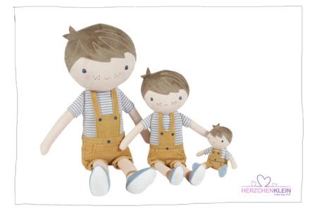 Puppe JIM – Little Dutch