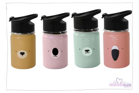 Edelstahl Flasche – Tiermotive