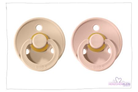 Bibs Baby Schnuller Nr. 1 – Vanilla / Blush