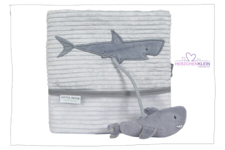 Baby Activity Fühlbuch Ocean blau
