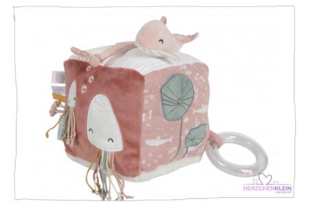 Aktiv-Würfel Soft Ocean Rosa