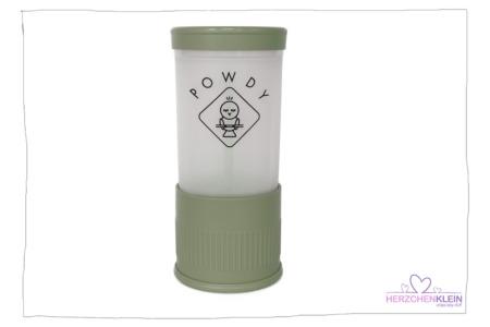 Powdy grün- Milchpulverportionierer