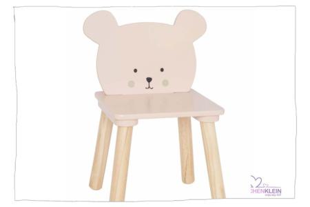 Kinderstuhl Bär