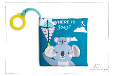 Baby Activity Fühlbuch – Where is Joey?
