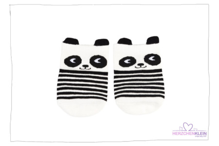 Miko the Panda Baby Socken
