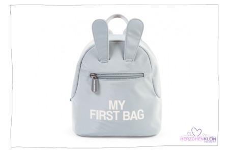Kinderrucksack My first Bag- Hellgrau