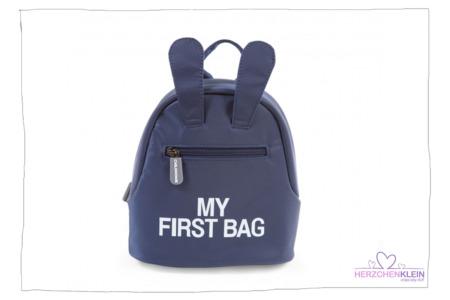 Kinderrucksack My first Bag – Navy