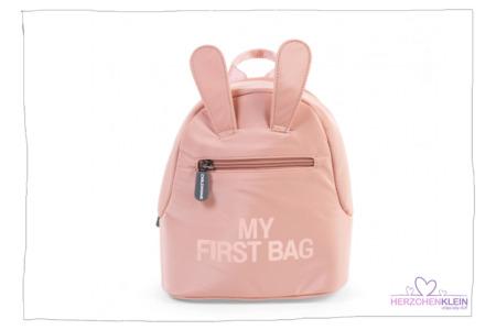 Kinderrucksack My first Bag – Rosa