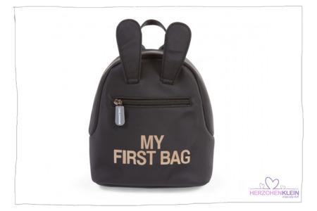 Kinderrucksack My first Bag – Schwarz