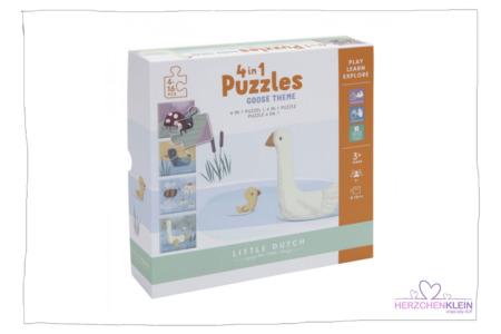 Puzzle – Gans