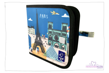 "Jaq Jaq Bird Kreidemalbuch ""Paris"""