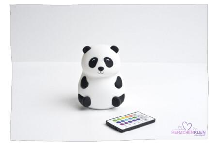 Nachtlampe Pandabär